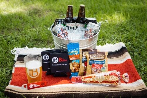 Craft Beer Sampler Bucket - Main