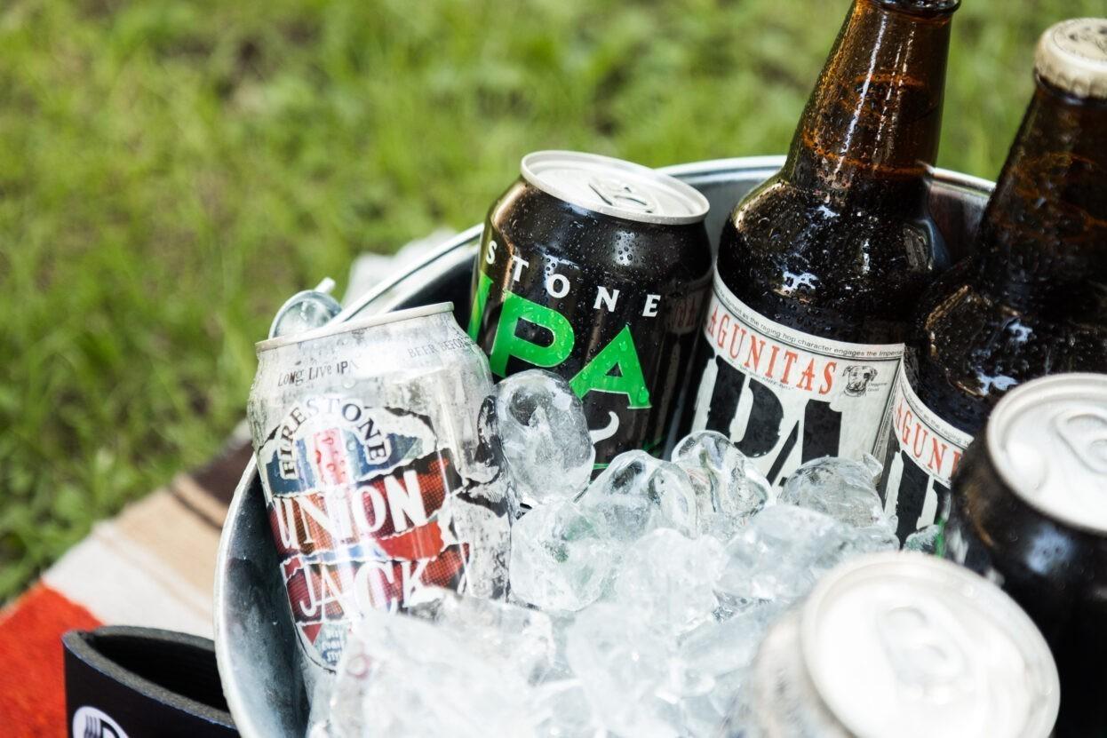 Craft Beer Sampler Bucket