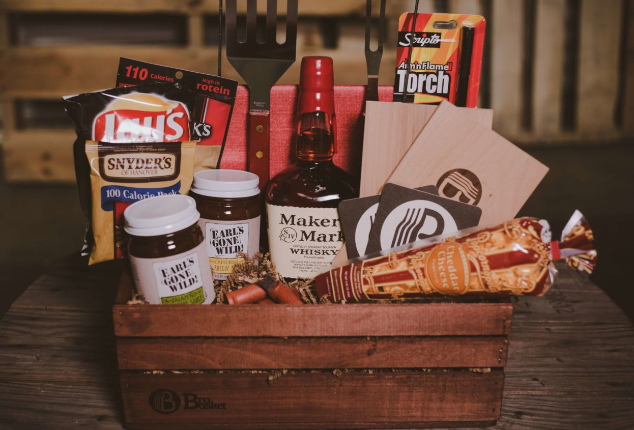 THE BBQ Gift Basket