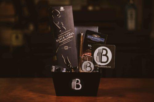 The junior Executive gift basket
