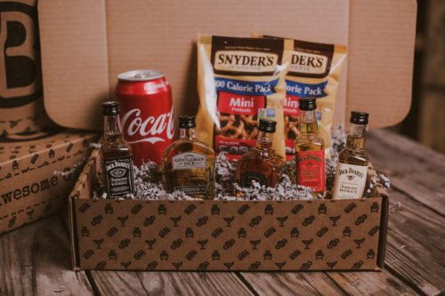 The BroBasket - Gifts for Men - Jack Daniels Gift - Gentleman Jack Gifts - Jack Daniels Tennessee Honey Gifts - Jack Daniels Single Barrel Gifts - Whiskey Gifts