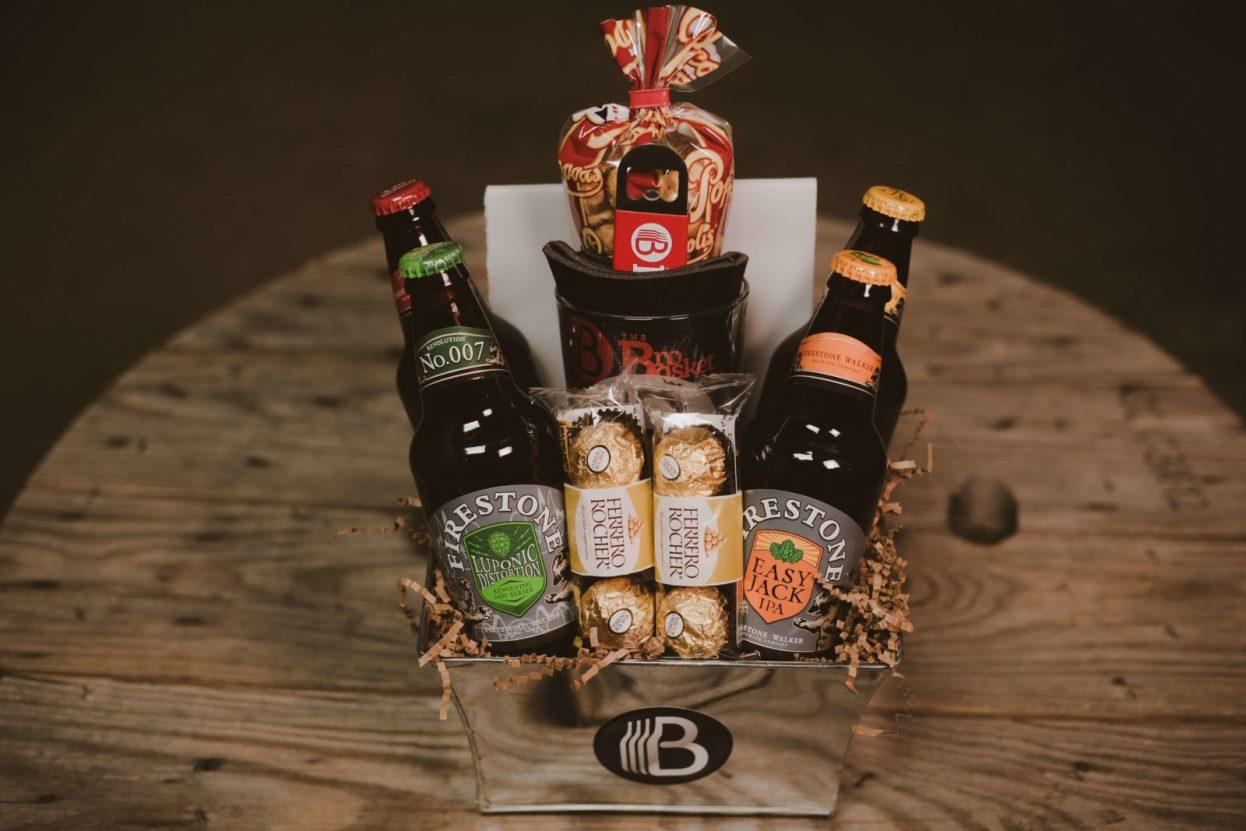Cali Craft Sampler Gift Basket