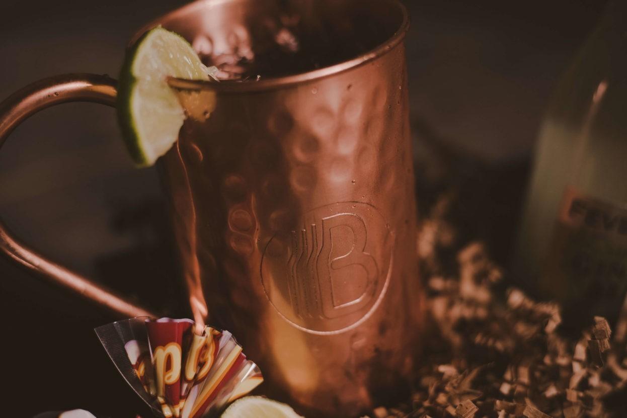 The Ole Smoky Moonshine Mule
