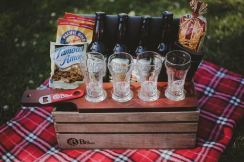 The BroBasket - Amazing Gifts for Men - Craft Beer Gifts - Beer Gifts - Figueroa Mountain Gifts