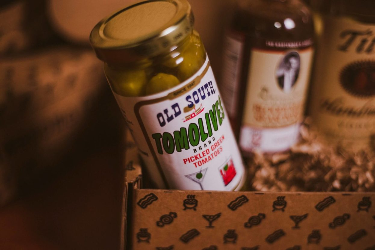 The BroBasket - Amazing Gifts for Men - Gifts for men - Titos Gifts - Bloody Mary Gifts - Vodka Gifts