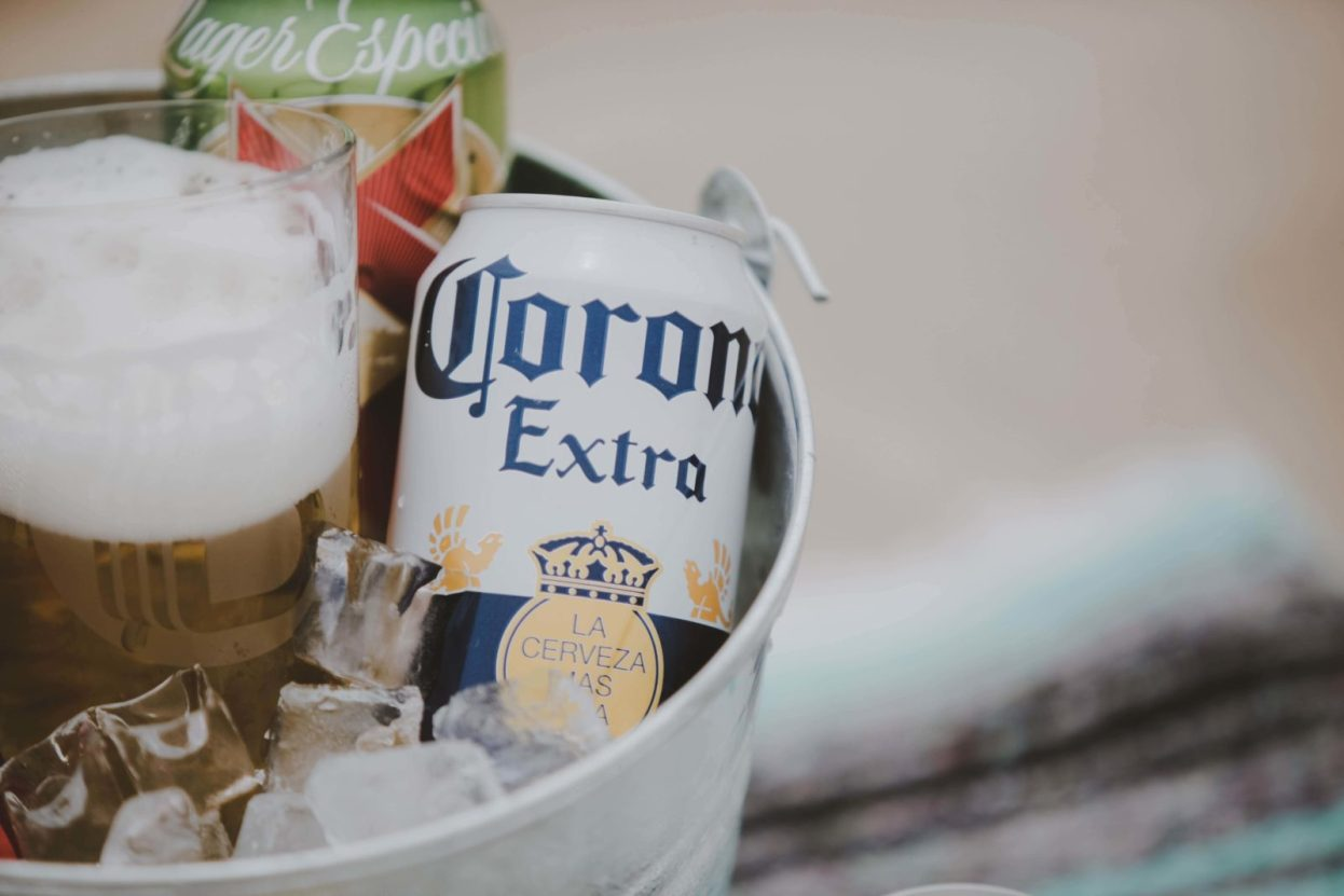 The BroBasket - Gifts for Men - Beer Gifts - Mexican Beer - Lager Beer - Corona Gifts - Tecate Gifts - Dos Equis Gifts