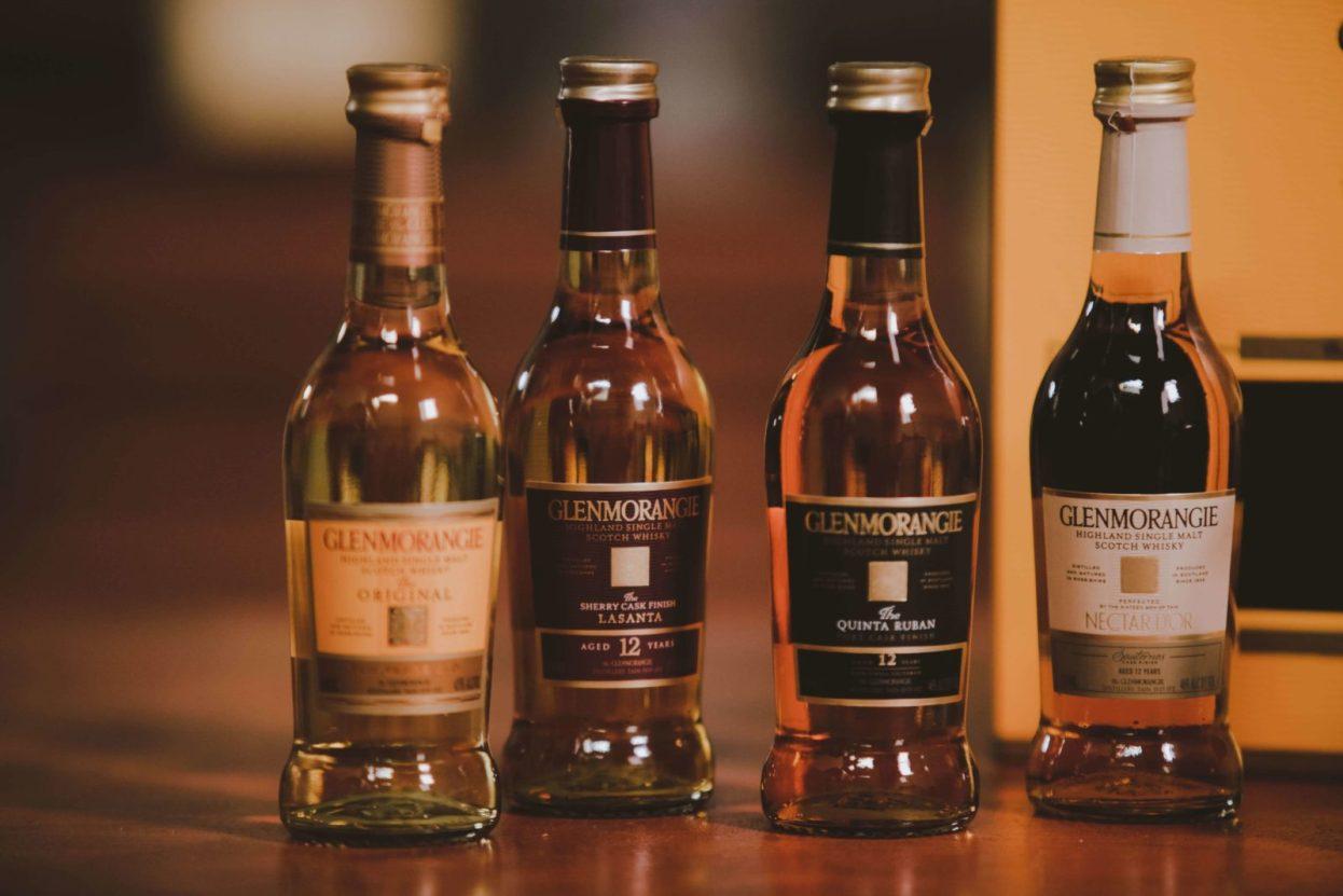 The BroBasket - Gift Baskets for Men - Gifts for men - Glenmorangie Gifts - Scotch Gifts - Single Malt Whisky