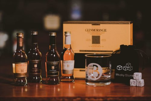The BroBasket - Gift Baskets for Men - Gifts for men - Glenmorangie Gifts - Scotch Gifts - Single Malt Whisky
