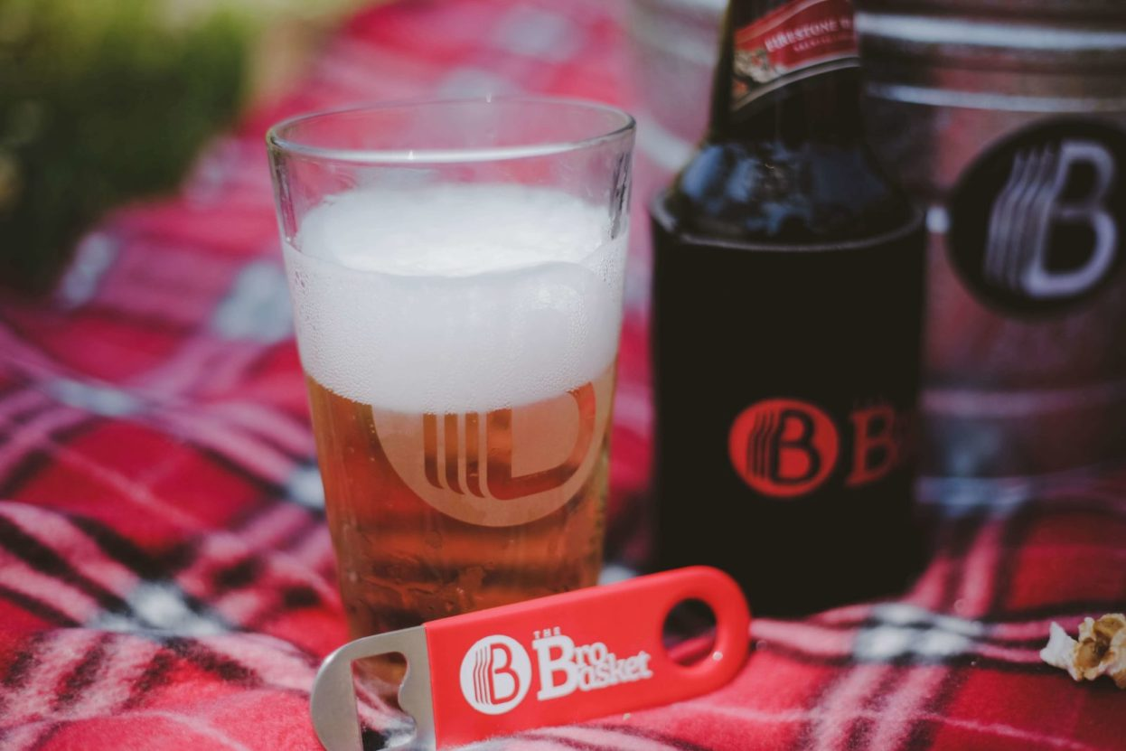 The BroBasket   Gifts for men   Beer gifts   Craft Beer Gifts   Stone IPA   Laguinitas IPA   IPA Gifts