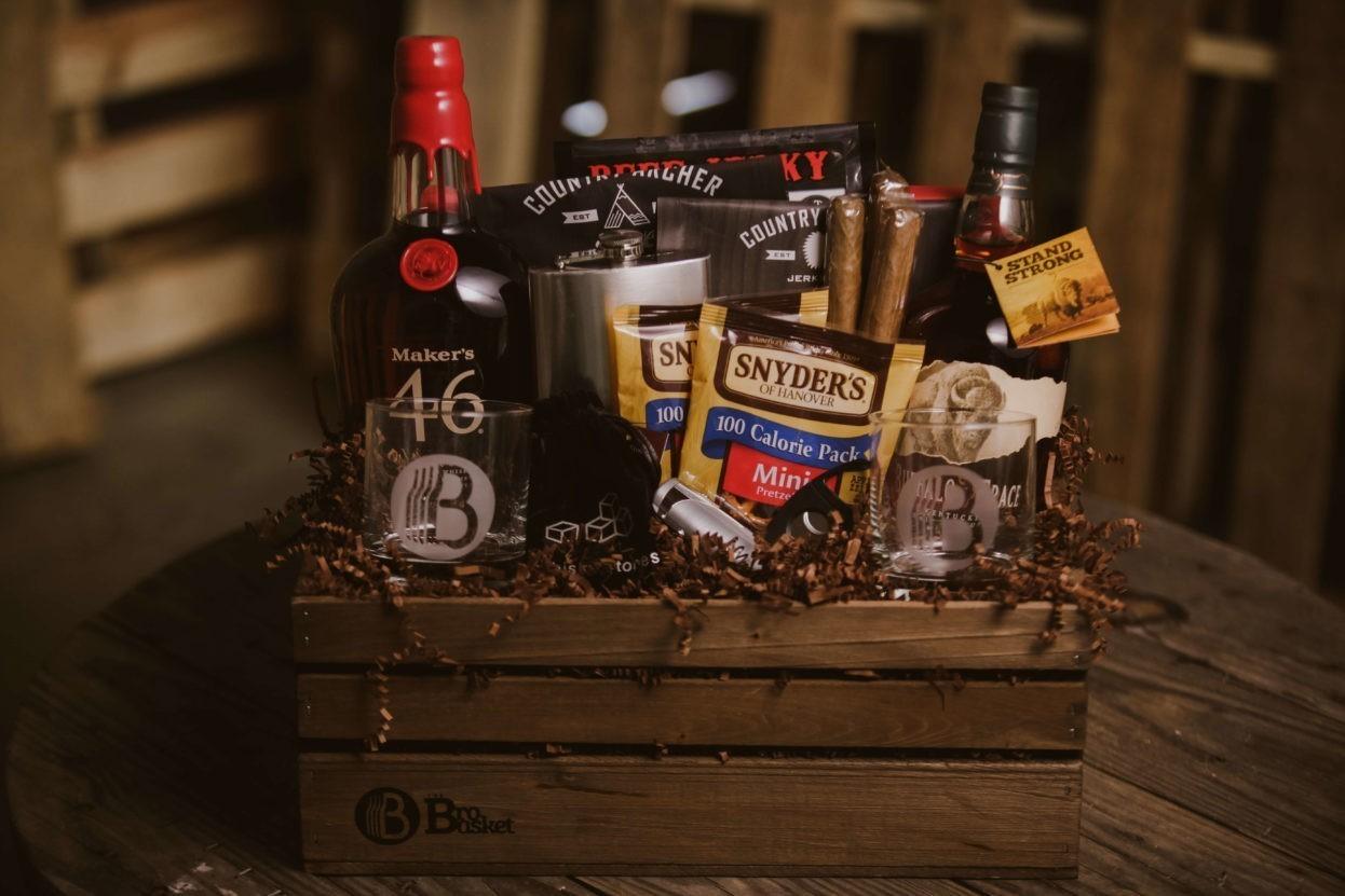 The Pride of Kentucky gift basket