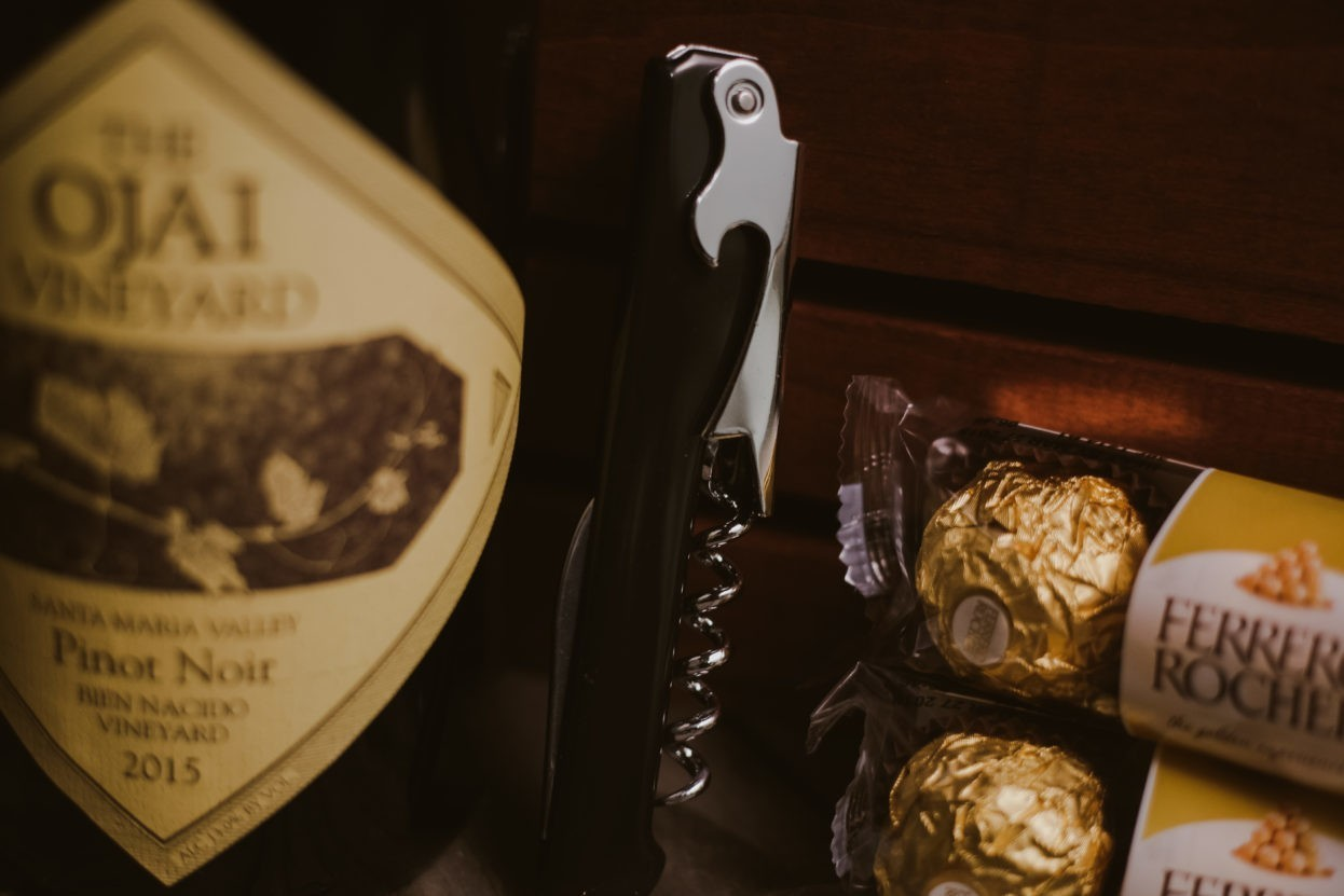 The California Wine Executive gifts