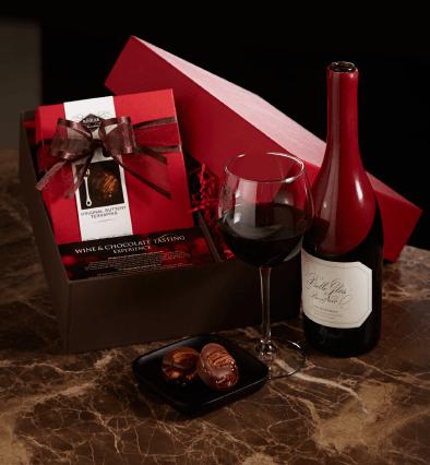 5 Perfect Wine and Chocolate Pairings