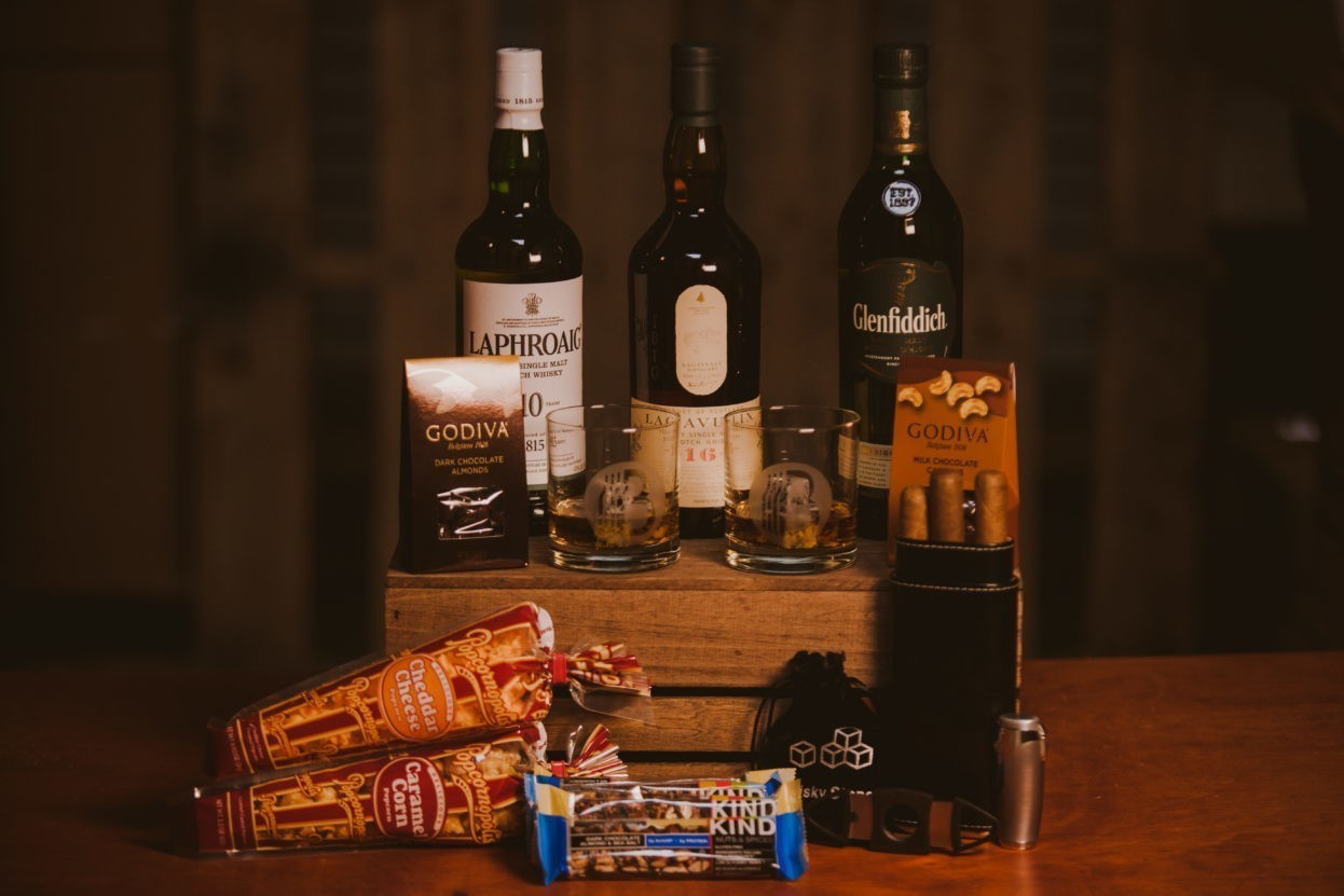 The Single Malt Experience gift set