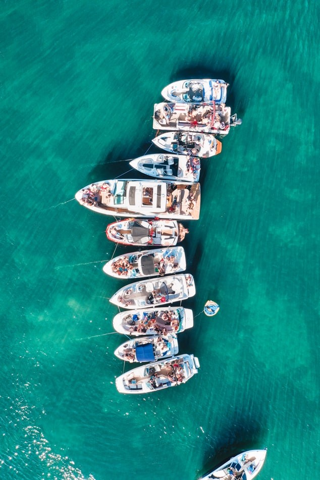A How to Guide –  Doing a Yacht Party Right