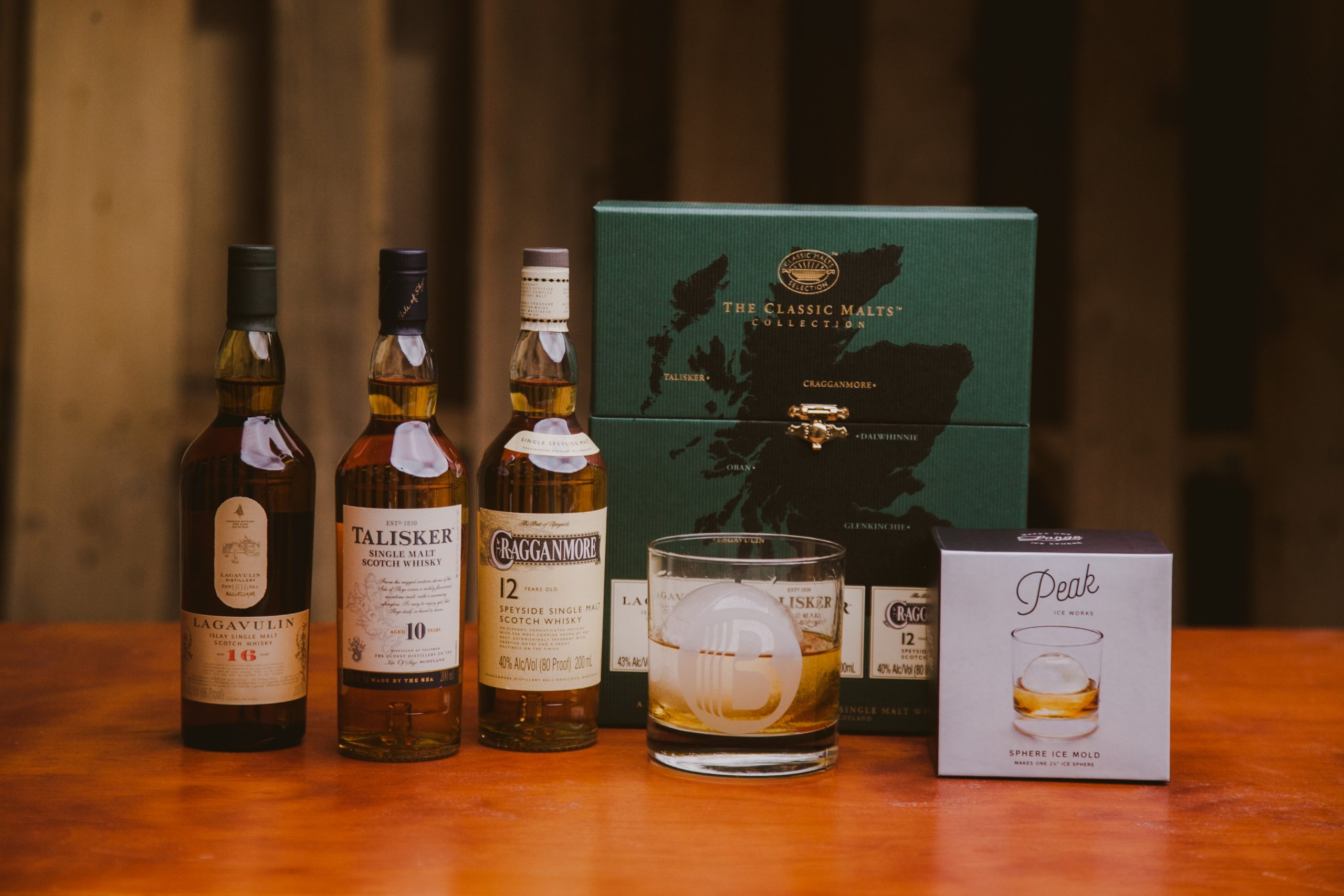 The Classic Malts Collection | Single