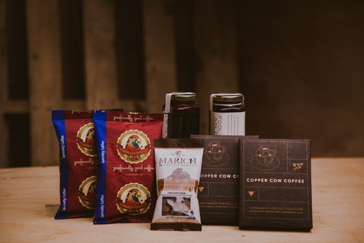 Caffeine Sampler Gift