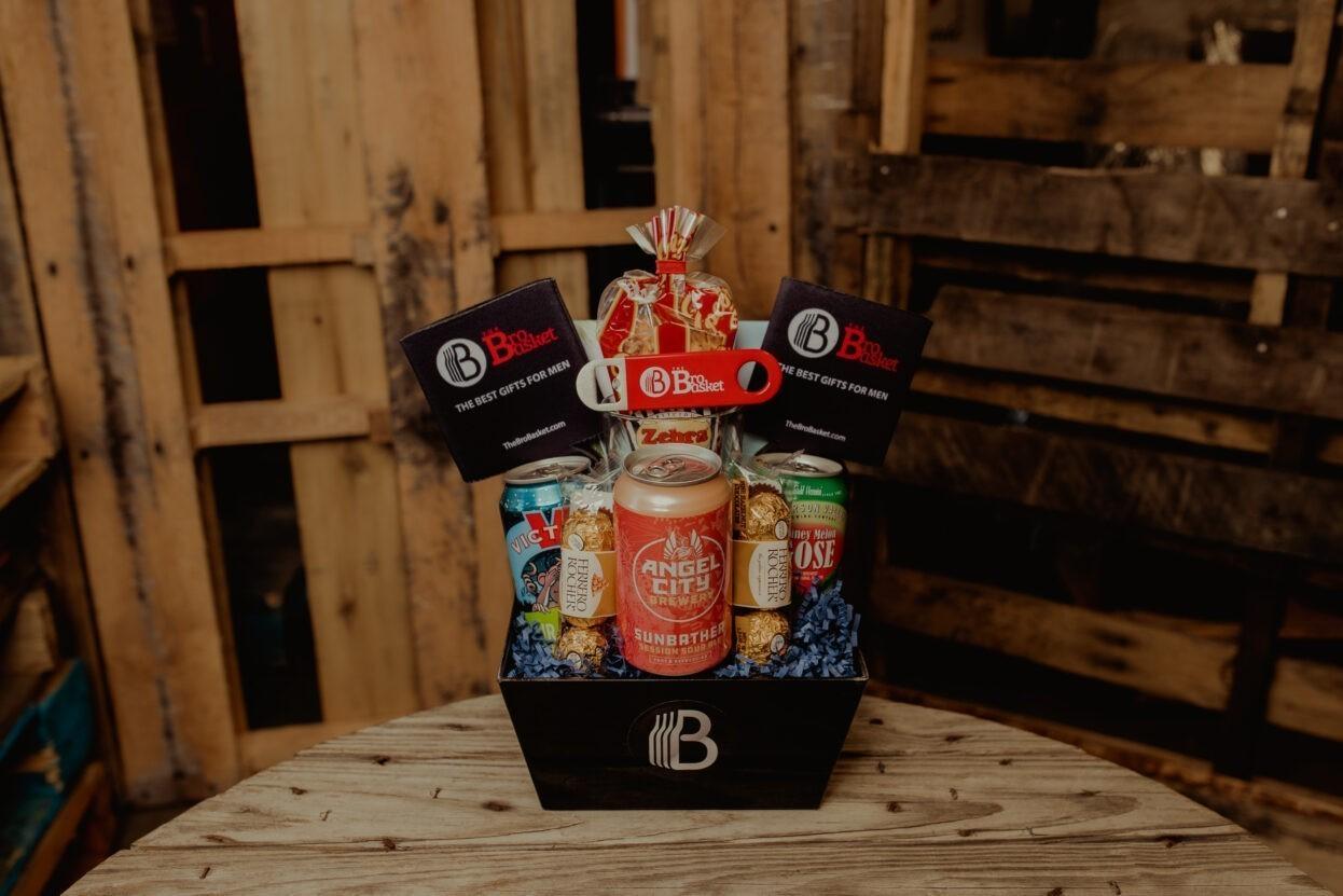 The Sour Beer Sampler Gift Basket