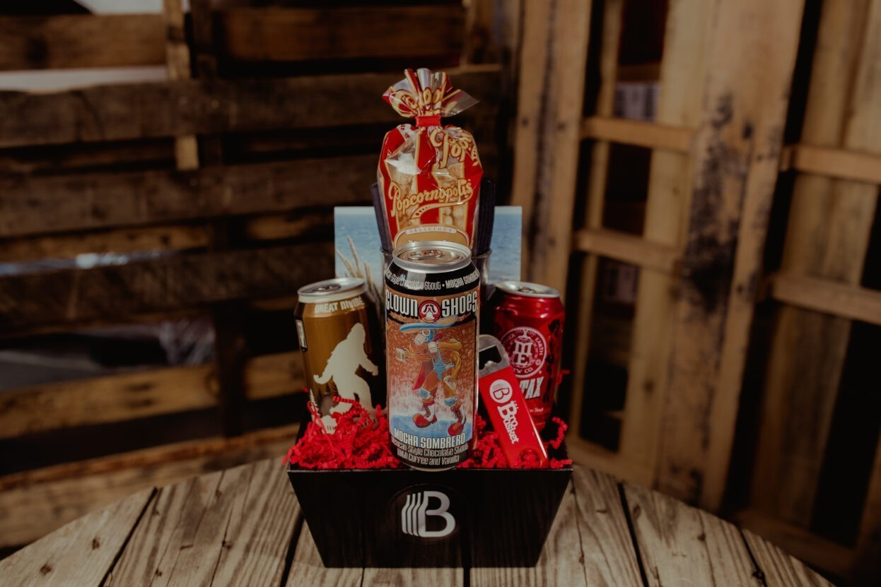 The Stout Beer Sampler Gift Set